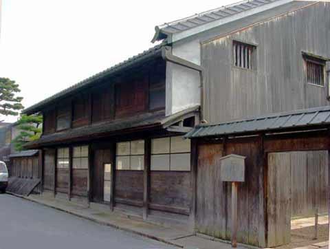 旧西川家住宅 近江八幡市