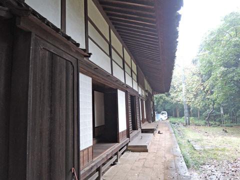 黄林閣(旧村野家住宅) 所沢市