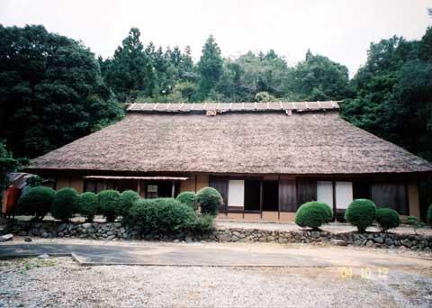 旧数山家住宅 添田町