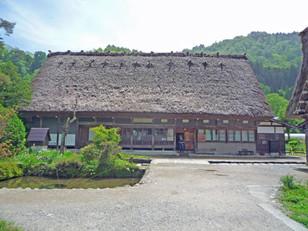 和田家住宅 白川村