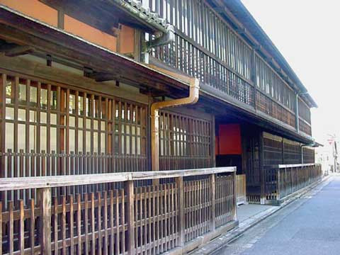 角屋 京都市