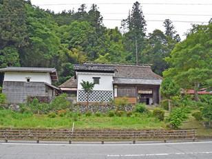 熊谷家住宅 豊根村