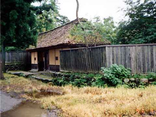 旧浮田家住宅 富山市