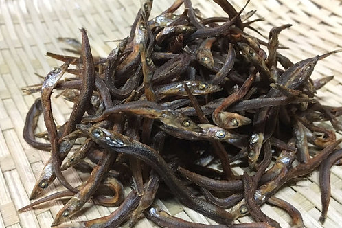 Dried sand eel (cat treat) 40 g