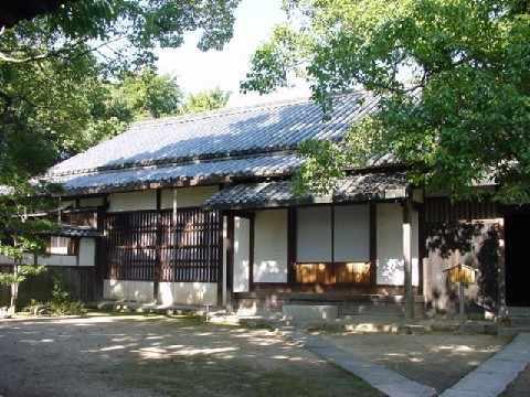 旧犬養家住宅 岡山市