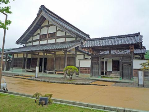 旧鯖波本陣石倉家住宅 金沢市