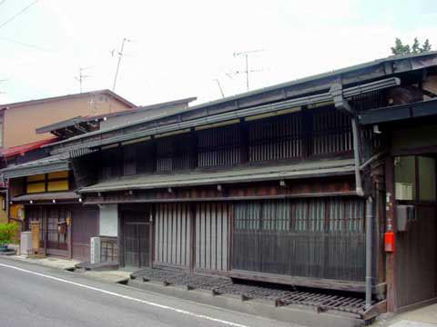 旧松本家住宅 高山市