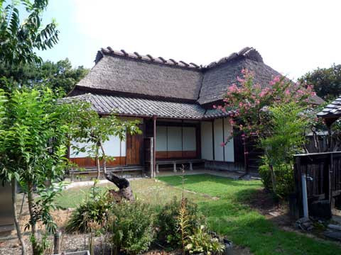 旧関川家住宅 高知市