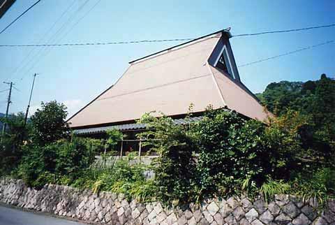 田中家住宅 西浅井町