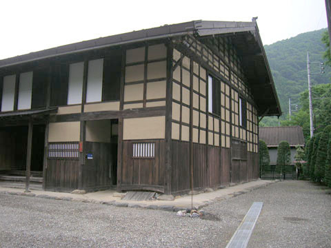 旧黒澤家住宅 上野村