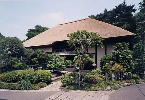 大場家住宅(旧代官屋敷) 世田谷区