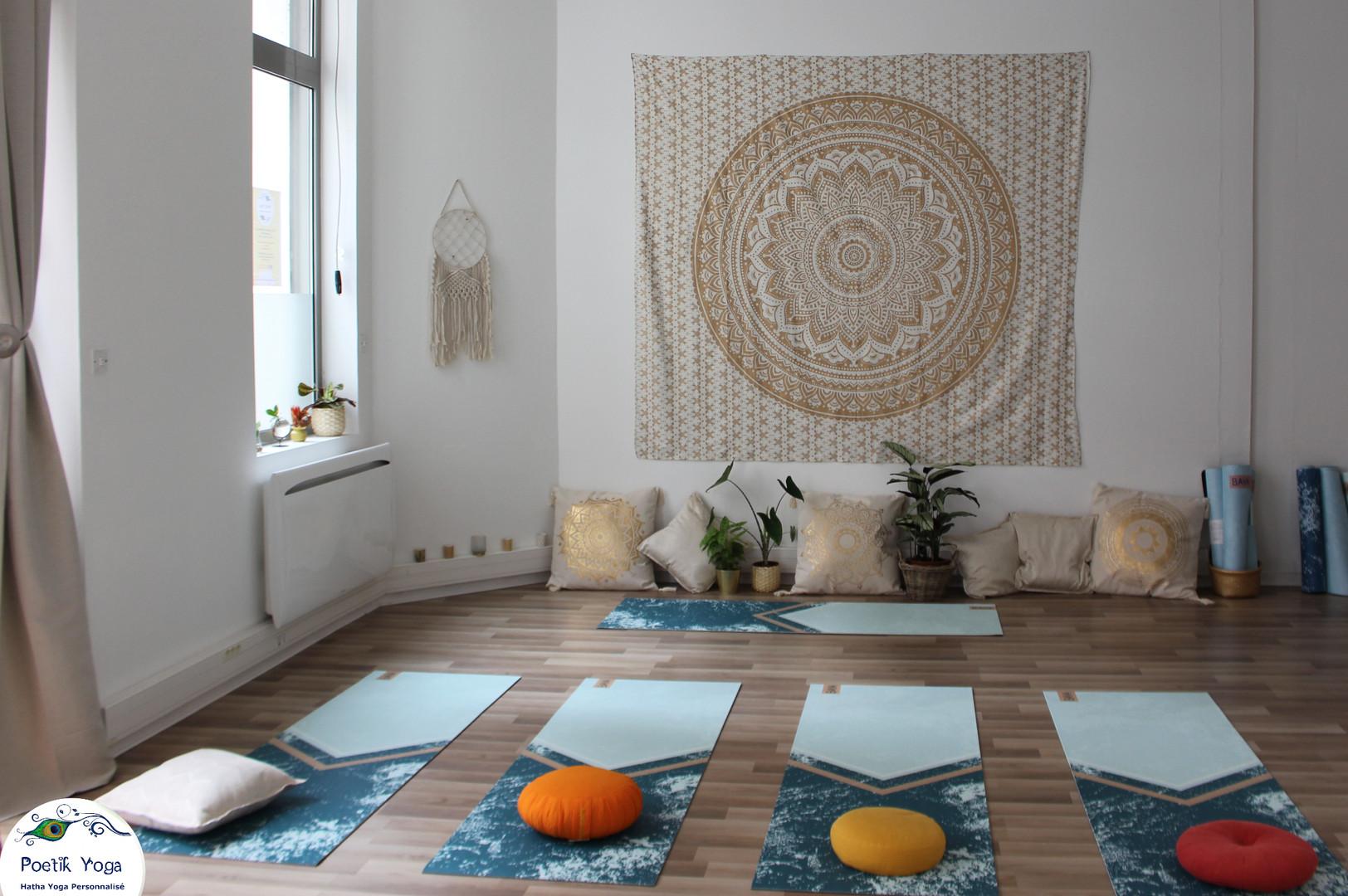 Poetik Yoga Studio Lille
