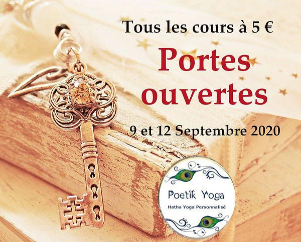Portes ouvertes Poetik Yoga Lille