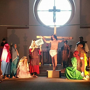 YG Stations of the Cross