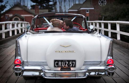 Wedding Day Cruz