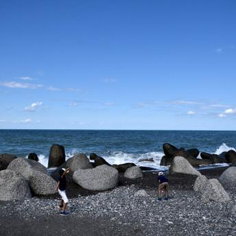 海が見たい!