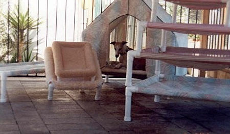 SummerWinds' Res-A-Pet Lounges