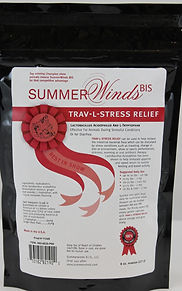 Travel Stress Relief for dogs