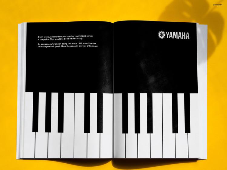 Advertise Piano