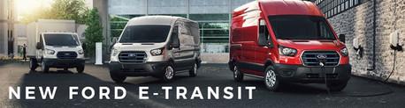 New Ford E-Transit