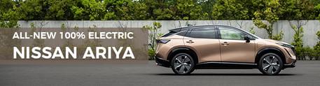 All-New Nissan ARIYA Reveal