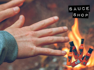 Sauce Shop Ad