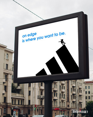 On Edge - A new place