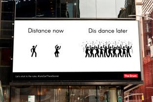 Social Distancing Ad
