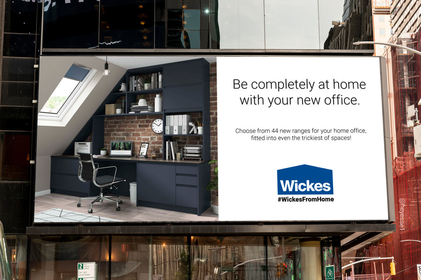 Wickes From Home
