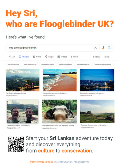 Flooglebinder - Trip to Sri Lanka