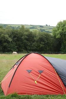 Rosebud Alpacas, Alpaca Yoga, Devon, Camping, Tent