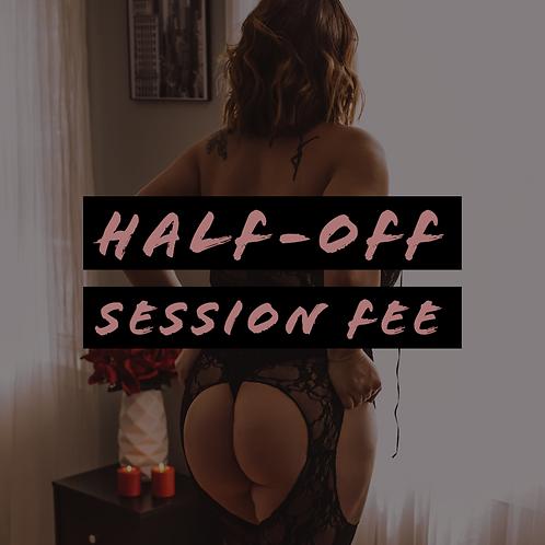 $250 Session Fee