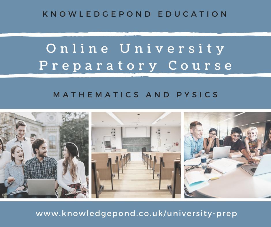 University Preparation (1)