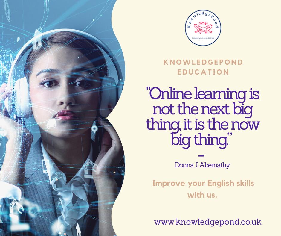 Online Enlgish Lessons