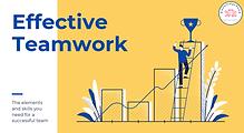 Effective teamworkpng