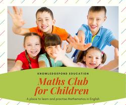 Math Club - Facebook Post