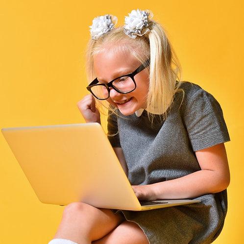 Communication-based English tutoring - Intensive