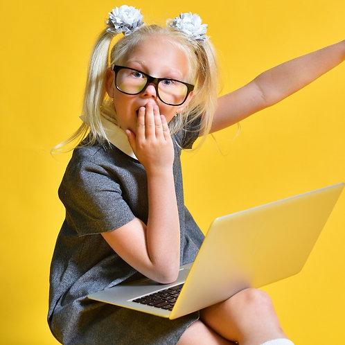 Communication-based English tutoring - Moderate