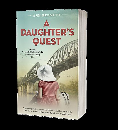 A Daughter's Quest mockup correct versio