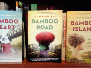 Bamboo Trilogy – Book Giveaway