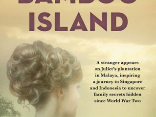 500 words on Bamboo Island on Asian Books Blog