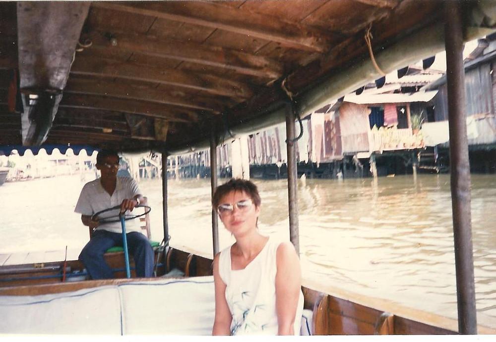Bangkok - Klongs 1988 001