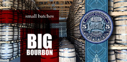 Small Batches Big Bourbon
