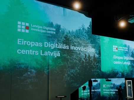 Eiropas Digtālās inovācijas centra izveide Latvijā