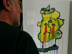 Pintura ao vivo