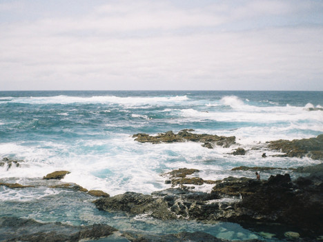 Cabo Verde on 35mm film
