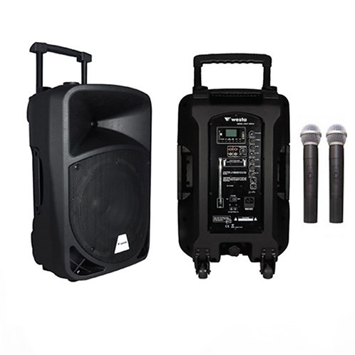 Westa Wap-12500 Seyyar Portatif Ses Sistemi