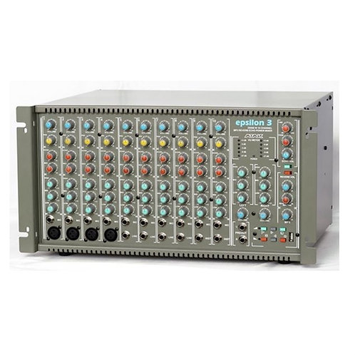 Atak Epsilon-3 Anfi Mikser 2x500 Watt 10 Girişli