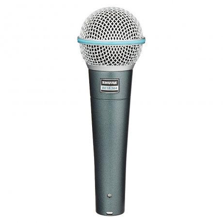 Shure Beta 58a Dinamik Vokal Mikrofon SHURE BETA 58A Dinamik Vokal Mikrofon