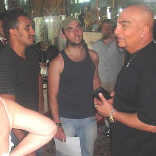 Nightwalk Director & Producer speak with Franco